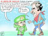 El Cártel de Sinaloa, el soldado y el ranchero