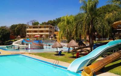 Relájate nadando en balnearios cercanos a Puebla y sus alrededores ...