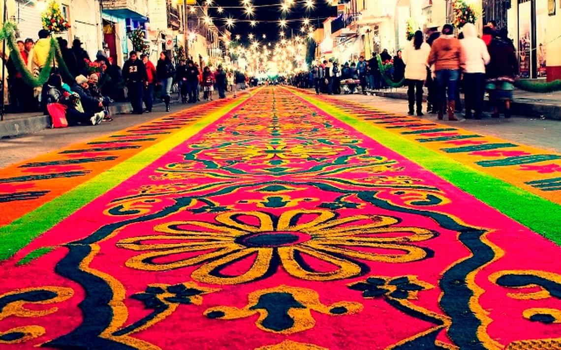 Visita la Feria de Huamantla, una fiesta llena de alegría y color ...