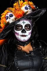Catrinas Vs Halloween Al Rescate De Las Tradiciones