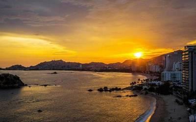 Conoce Las Playas Más Atractivas De Acapulco La Perla Del Pacífico