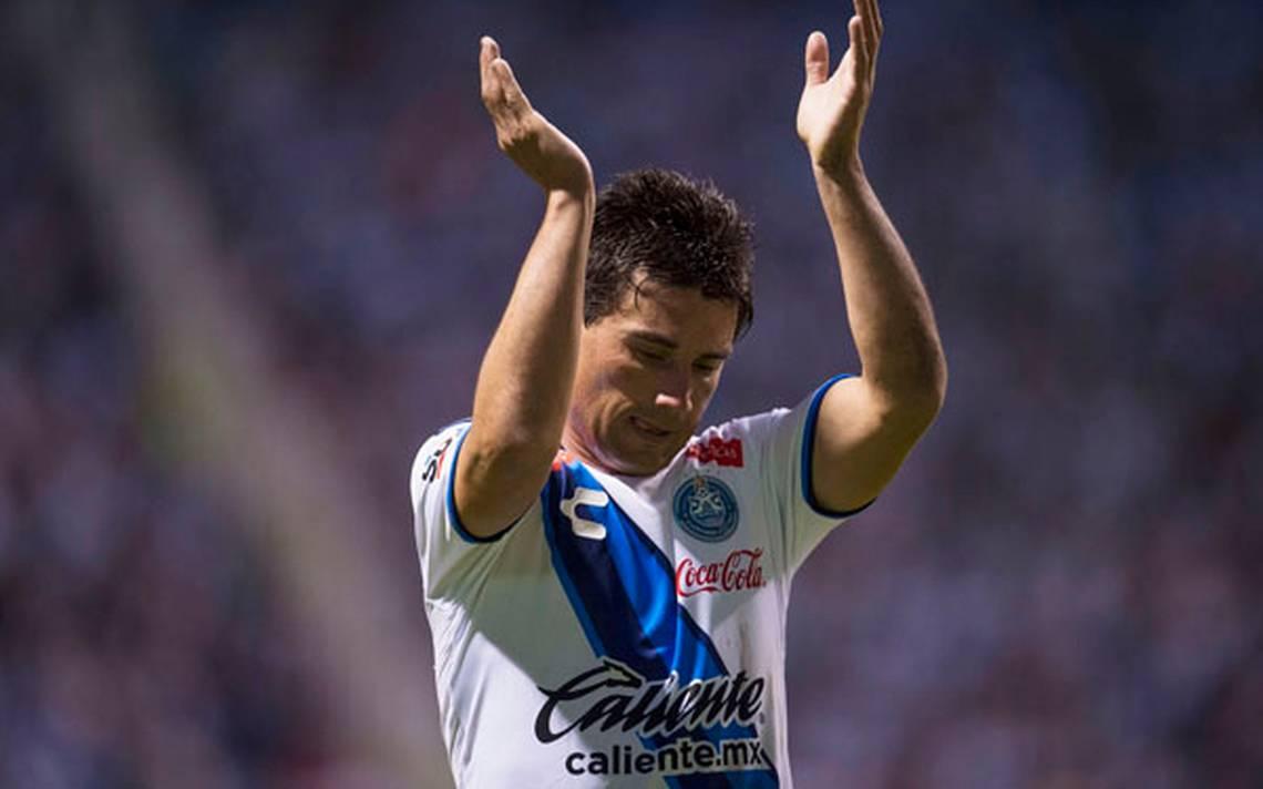 Matías Alustiza volverá a vestir la camiseta del Puebla