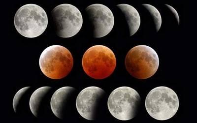 Calendario Lunar 2020 Espana.Esta Es La Lista Completa De Los Proximos Eclipses De Luna Y Sol En