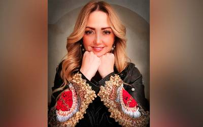 1a5c6a7071 Los mejores outfits de Andrea Legarreta en el 2018 - El Sol de Puebla