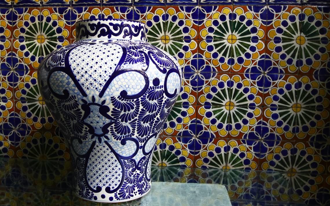 La talavera es la segunda de las denominaciones de origen de México en ser artesanía.