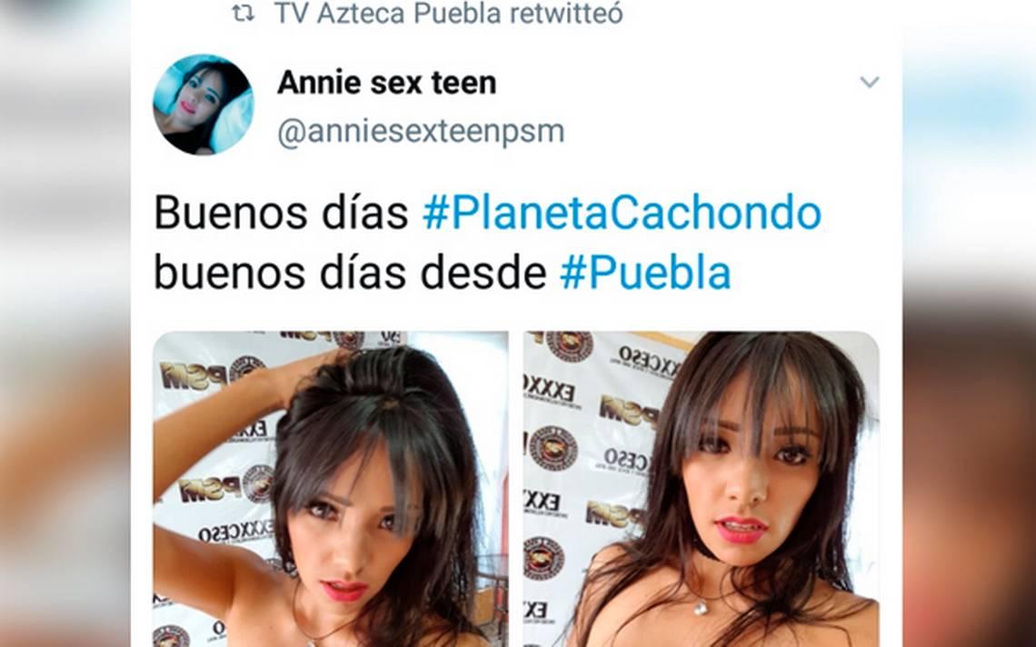 Azteca De Porno tv azteca puebla da rt a actriz porno y televisa - el sol de