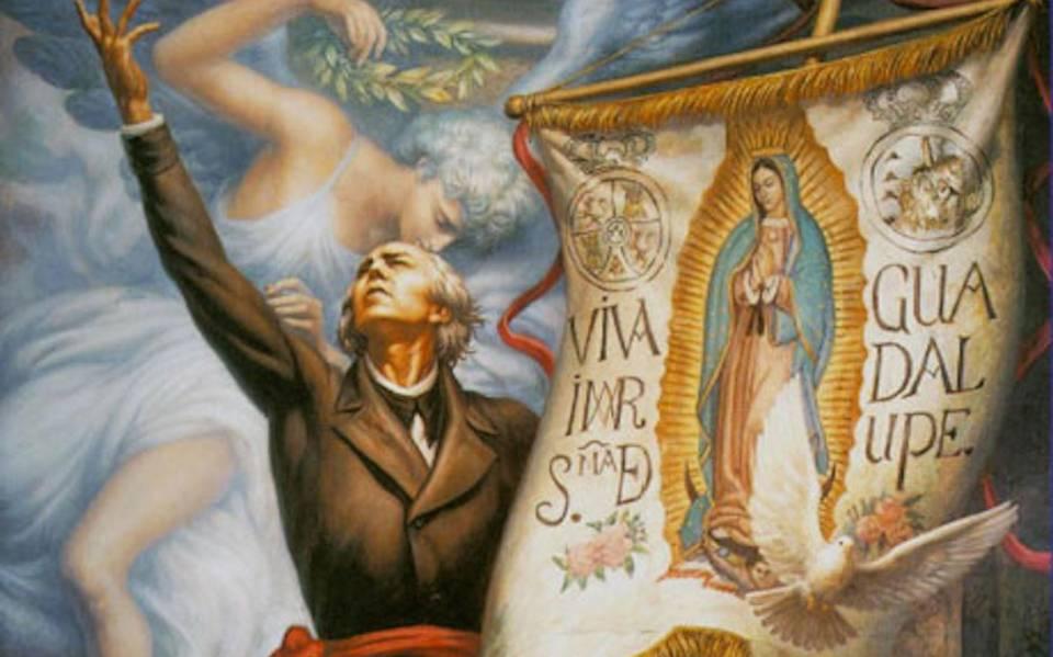 Por qué Miguel Hidalgo usó la imagen de la Virgen de Guadalupe en la  Independencia? Revolución Mexicana - El Sol de Puebla | Noticias Locales,  Policiacas, sobre México, Puebla y el Mundo