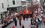 XXVII Procesión de Viernes Santo en Puebla.
