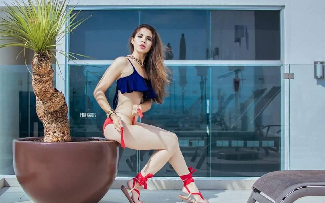 Ana Sofía Orellana de candidata a conejita! ella quiere desnudarse para los