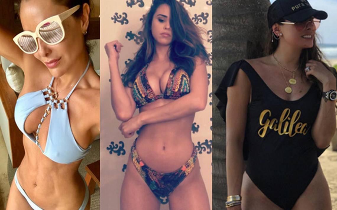 10 Famosas Que Llegaron A Actriz Porno fotos] llegaron las vacaciones y los mejores bikinazos de