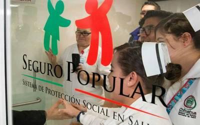 Migran Del Seguro Popular Al Insabi 109 Unidades Médicas En