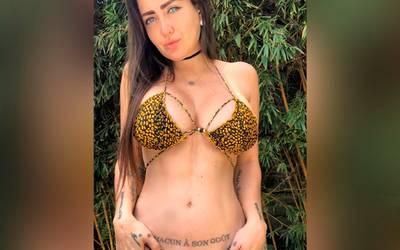 Video Una Vez Más Celia Lora Se Desnuda En Acapulco Shore El