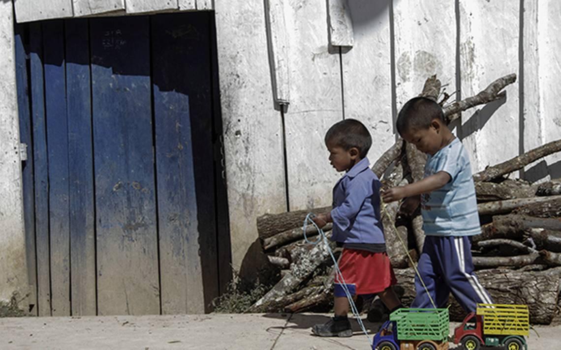 Puebla, en lugar cinco con el índice de marginación más