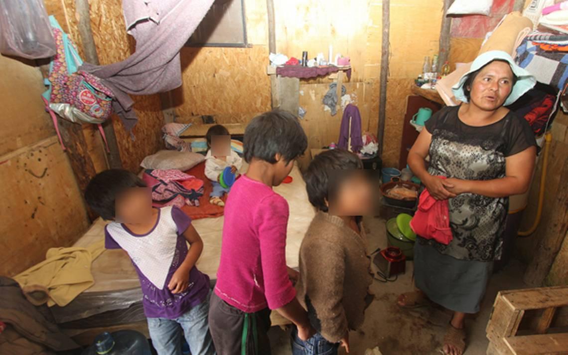 Viven en hacinamiento 8.3 % de los poblanos - El Sol de Puebla