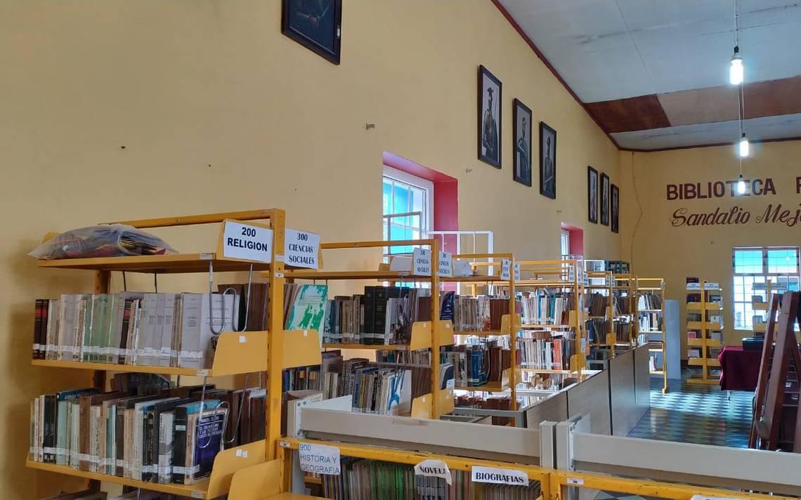 En 20Uso De Bibliotecas Puebla Disminuye El Huauchinango Sol 7g6fby