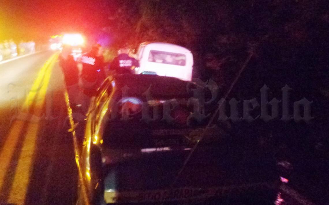 6f10ad29d4b Muere motociclista por carambola en Teziutlán - El Sol de Puebla