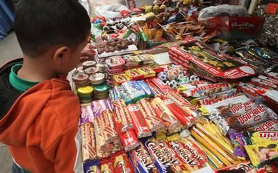 Demandan a autoridades de Oaxaca proteger la iniciativa contra la venta de productos chatarra