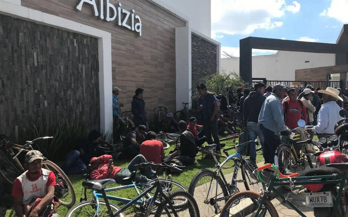 Disputan por construcción de viviendas en San Andrés Cholula - El Sol de Puebla