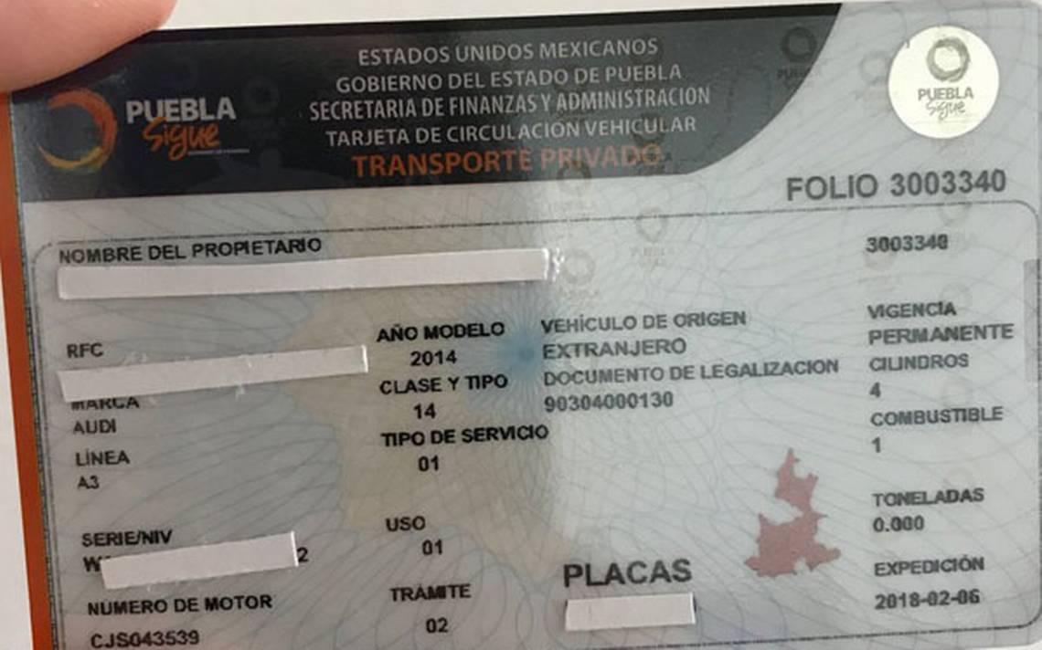 requisitos licencia de conducir de puebla mexico inicia el