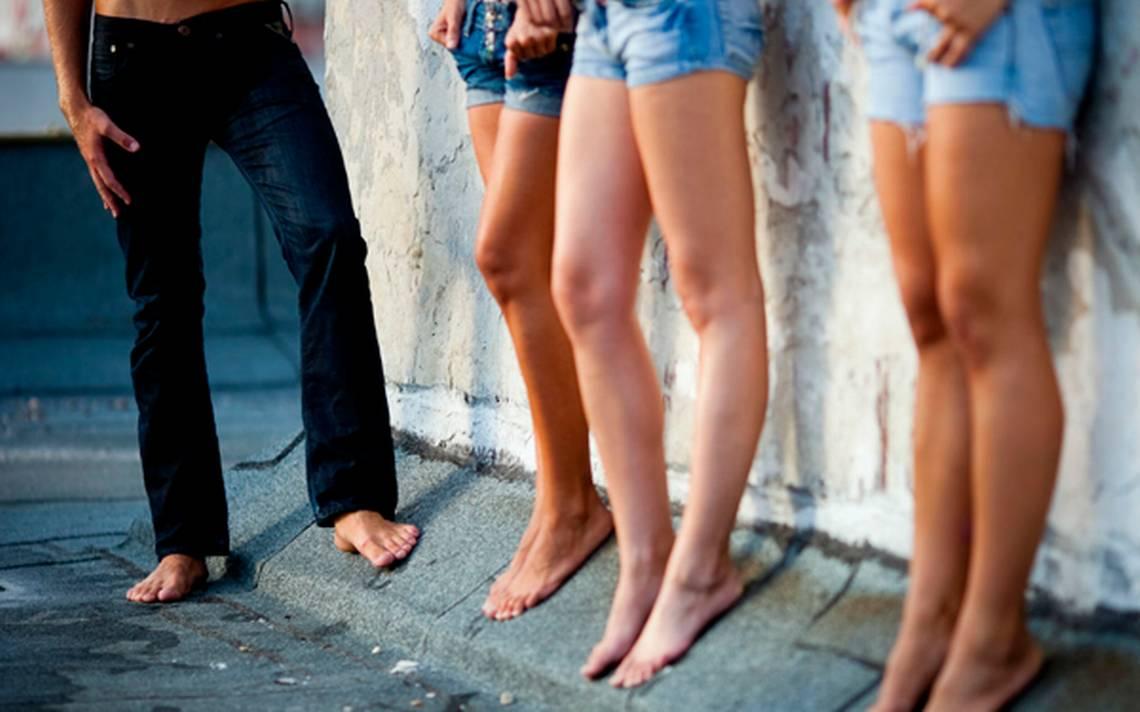 Por Que Los Hombres Van Con Prostitutas Porcentaje Prostitutas Obligadas