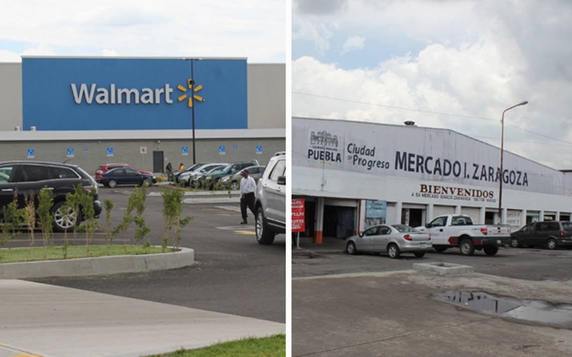 Se desploman las ventas en mercado Zaragoza por Walmart, acusan - El ...