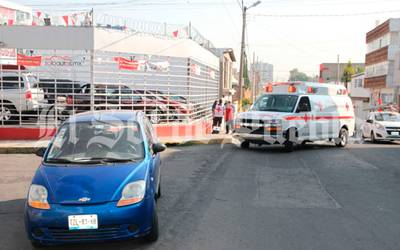Circuito Juan Pablo Ii : Atropellan a mujer en circuito juan pablo ii y valsequillo el sol