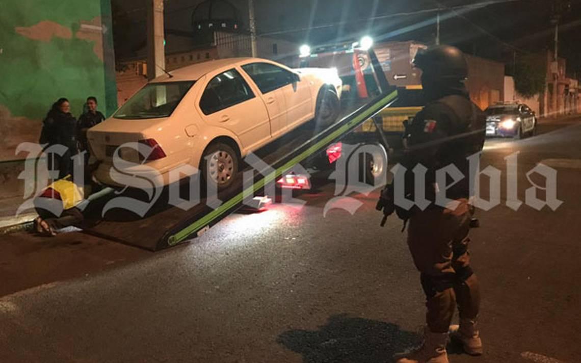 Atracan Coppel en Vista Hermosa y son detenidos en el barrio de Santiago - El Sol de Puebla