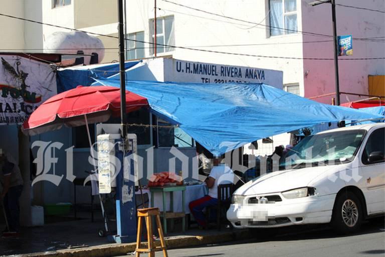 En Total Abandono Módulos De Policía En Puebla El Sol De